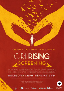 Girl Rising - Poster
