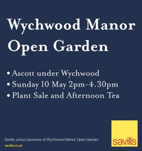 Wychwood Manor Open Garden 2015
