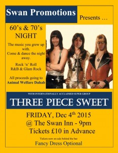 60's & 70's Night Swan Inn