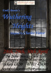Wychwood Players Wuthering Heights April 2016