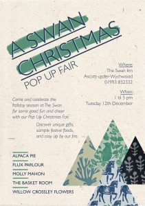 The Swan Inn Pop Up Christmas Fair
